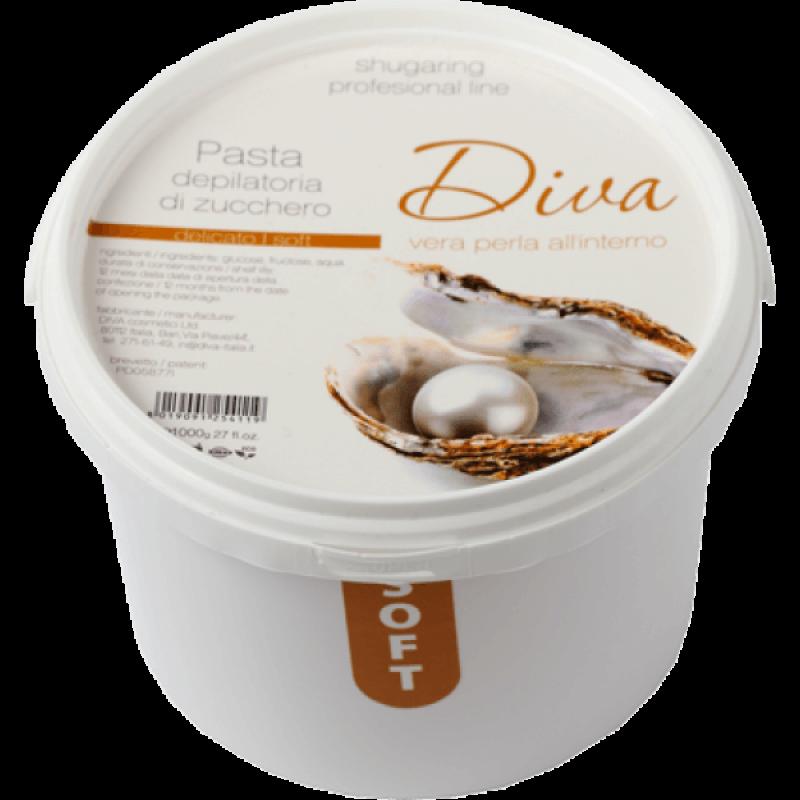Сахарная паста DIVA  мягкая, 1100 г