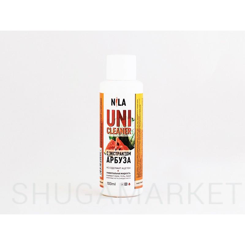 Nila Cleanser, средство для снятия липкого слоя Арбуз, 100 мл