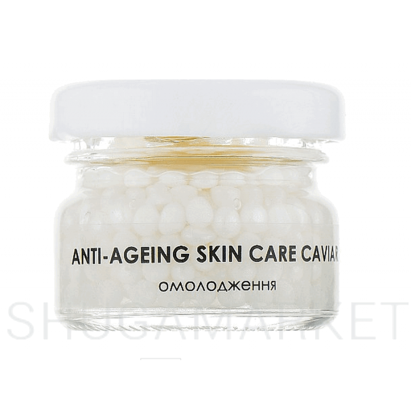Капсулы ANTI-AGEING SKIN CARE CAVIAR (омоложение), 20 г