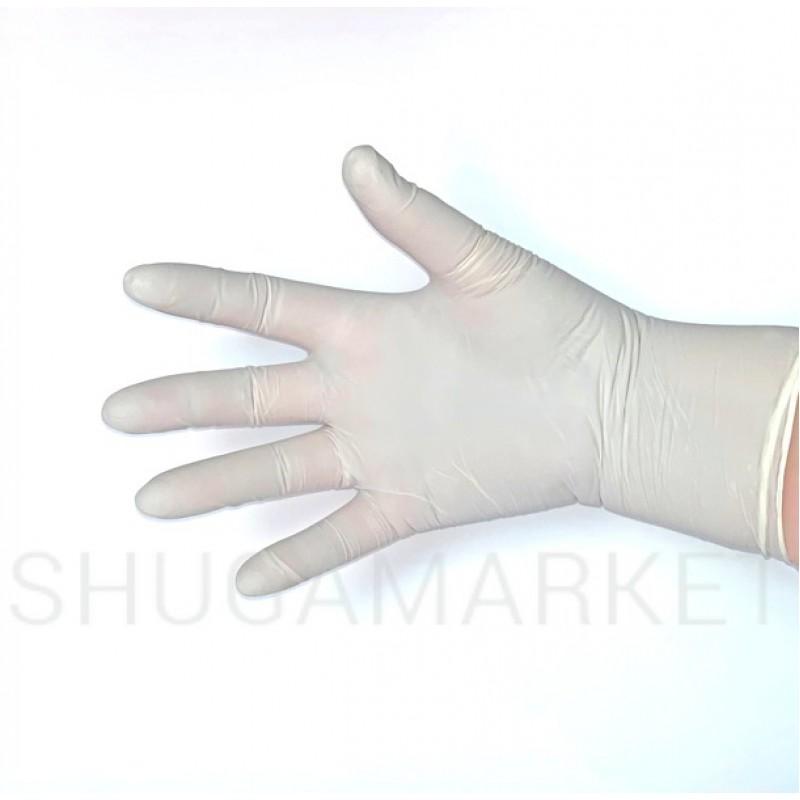 Перчатки нитриловые Prestige Medical белые, 100 шт.