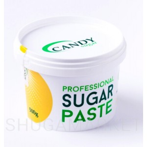 Сахарная паста CANDY sugar Ultra Soft (ультра мягкая), 500 г
