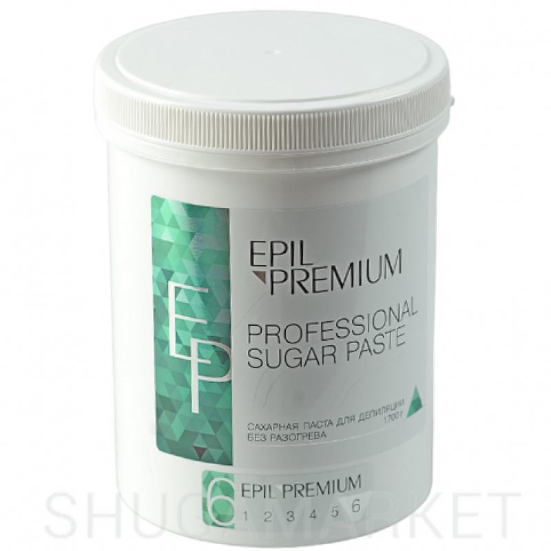 Сахарная паста EPIL PREMIUM Hard plus, 1700 г