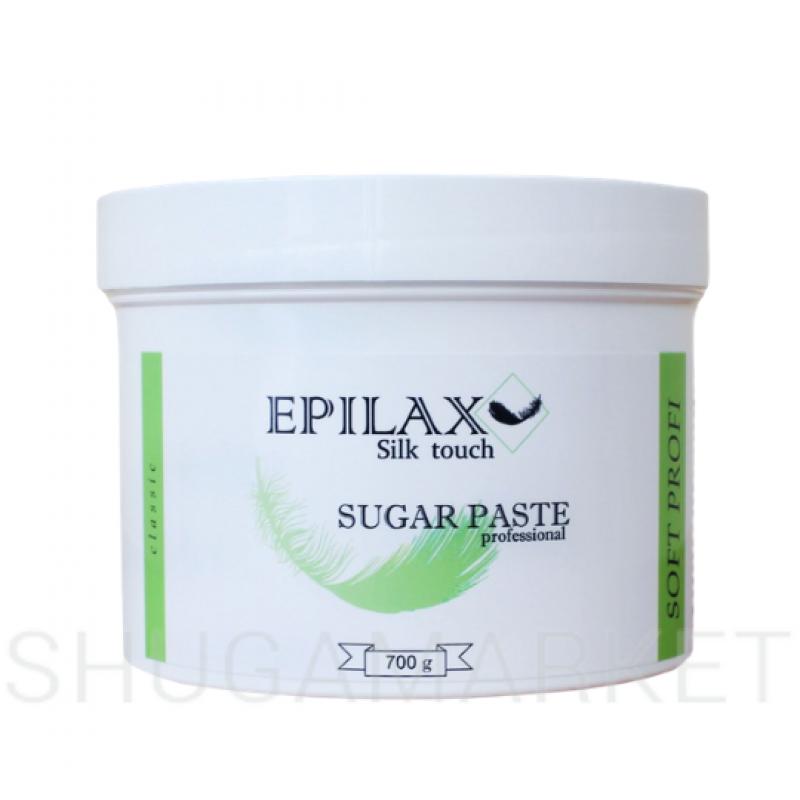 Сахарная паста для шугаринга EPILAX Soft Profi, 700 г