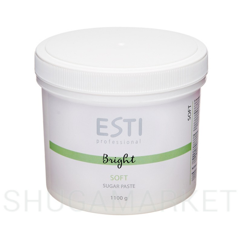 Сахарная паста ESTI Bright Soft, 1100 г