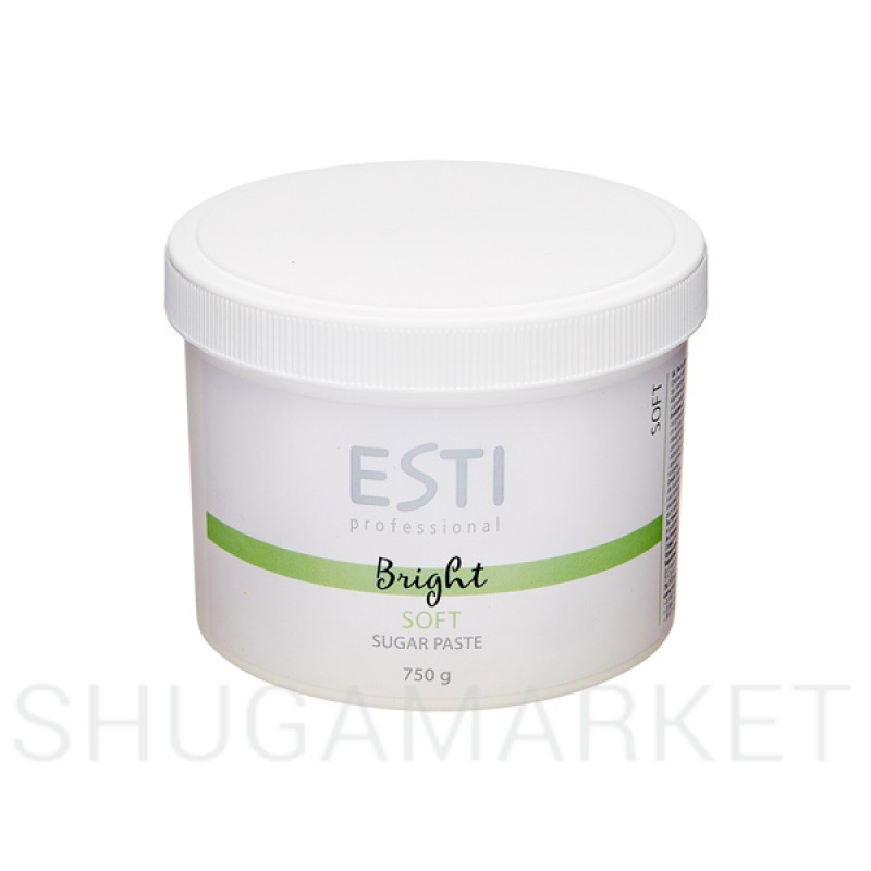 Сахарная паста ESTI Bright Soft, 750 г