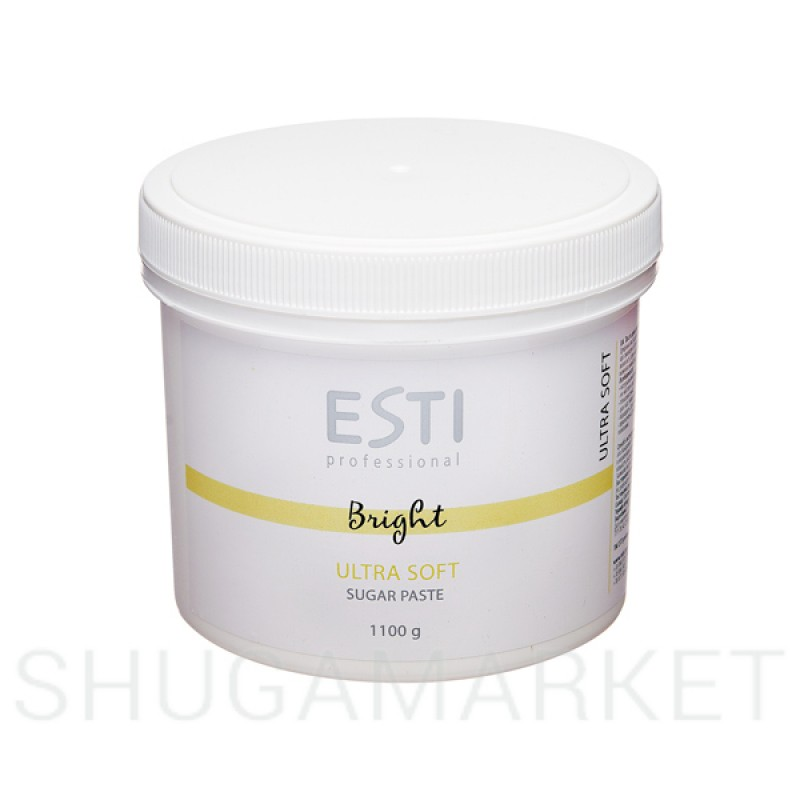 Сахарная паста ESTI Bright Ultra Soft, 1100 г