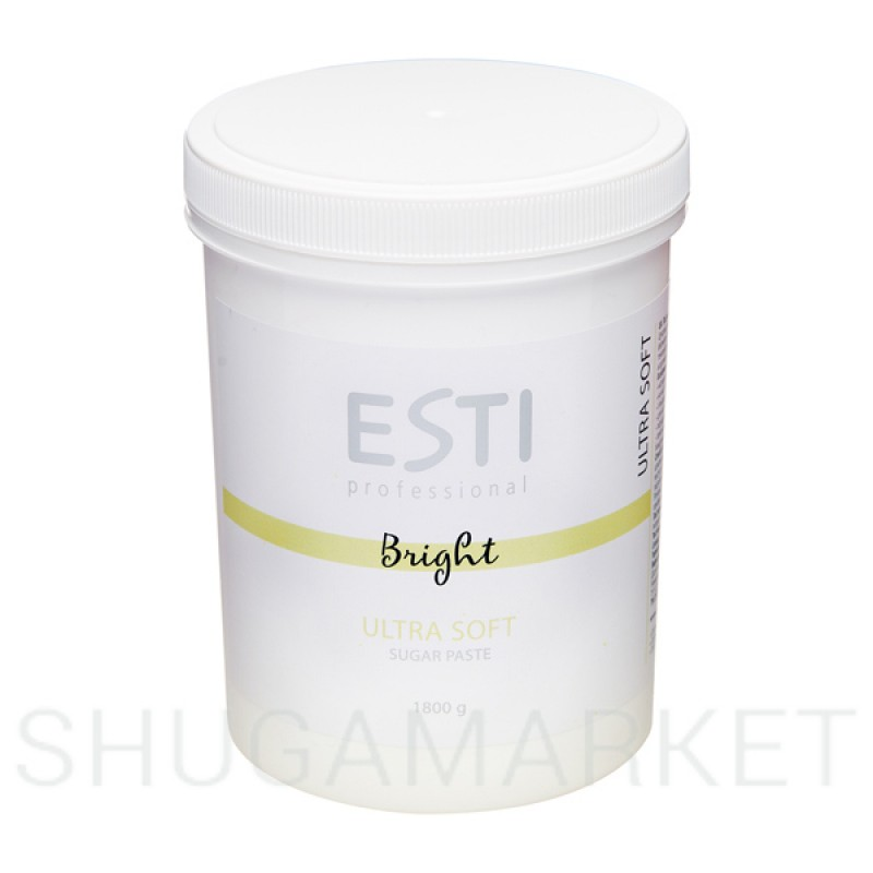 Сахарная паста ESTI Bright Ultra Soft, 1800 г
