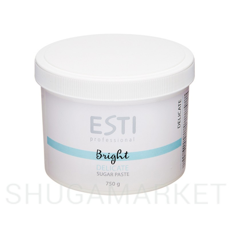 Сахарная паста ESTI Bright Delicate, 750 г