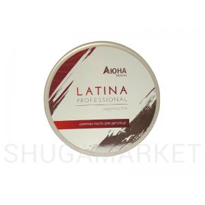 Сахарная паста для шугаринга LATINA Professional Hard, 350 г
