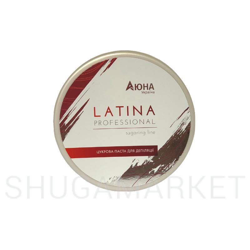 Сахарная паста для шугаринга LATINA Professional Hard Plus, 350 г