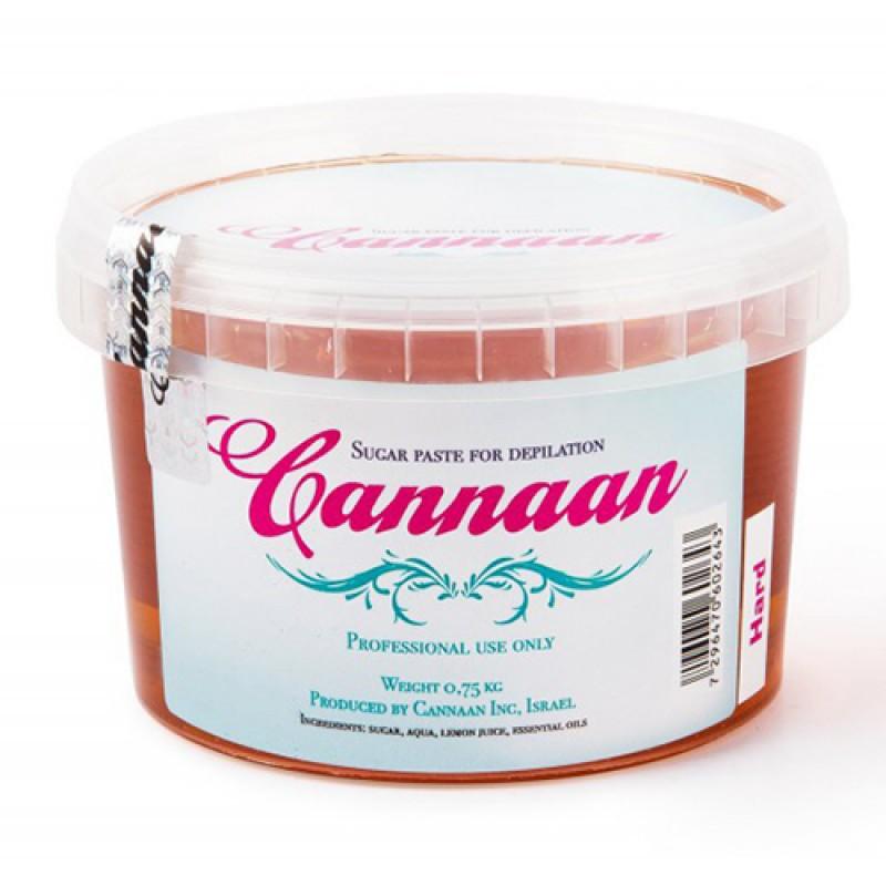 Паста для шугаринга Cannaan 0,75кг (твердая)