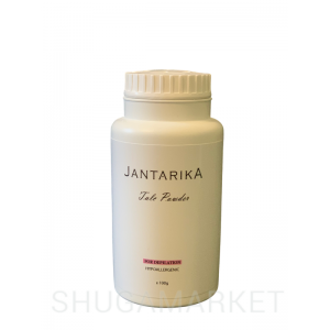 Тальк для депиляции гипоаллергенный JantarikA, 100 г