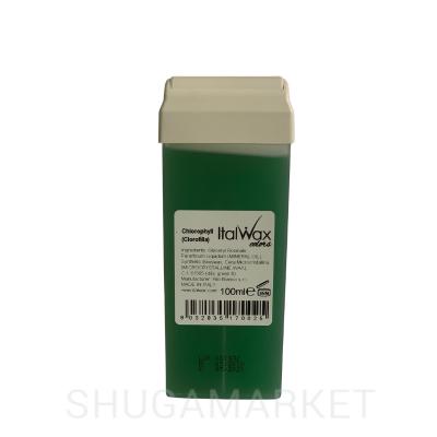 ItalWax воск в кассете Хлорофил, 100 г